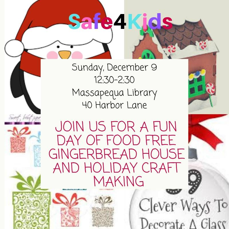 holiday craft event