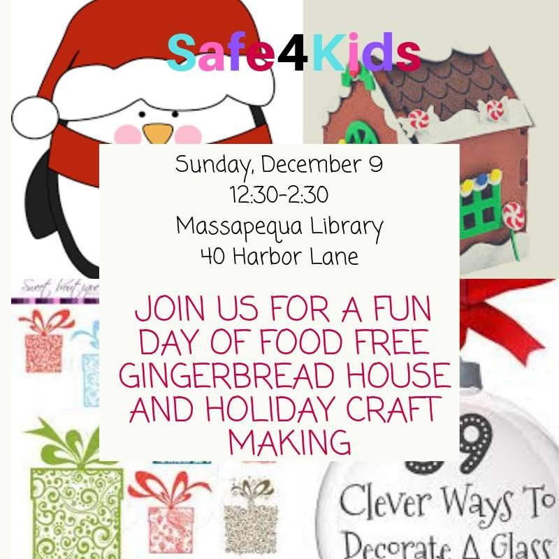 holiday craft event